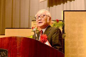 久野修慈中央大学学員会会長