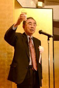 鈴木敏文大会名誉会長